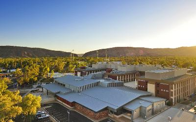 Alice Springs Hospital Accommodation