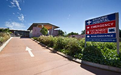 Broome Hospital Accommodation