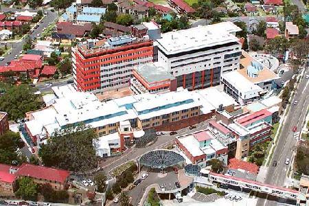 Wollongong Hospital Accommodation Wollongong